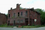 Lost building in Old North
