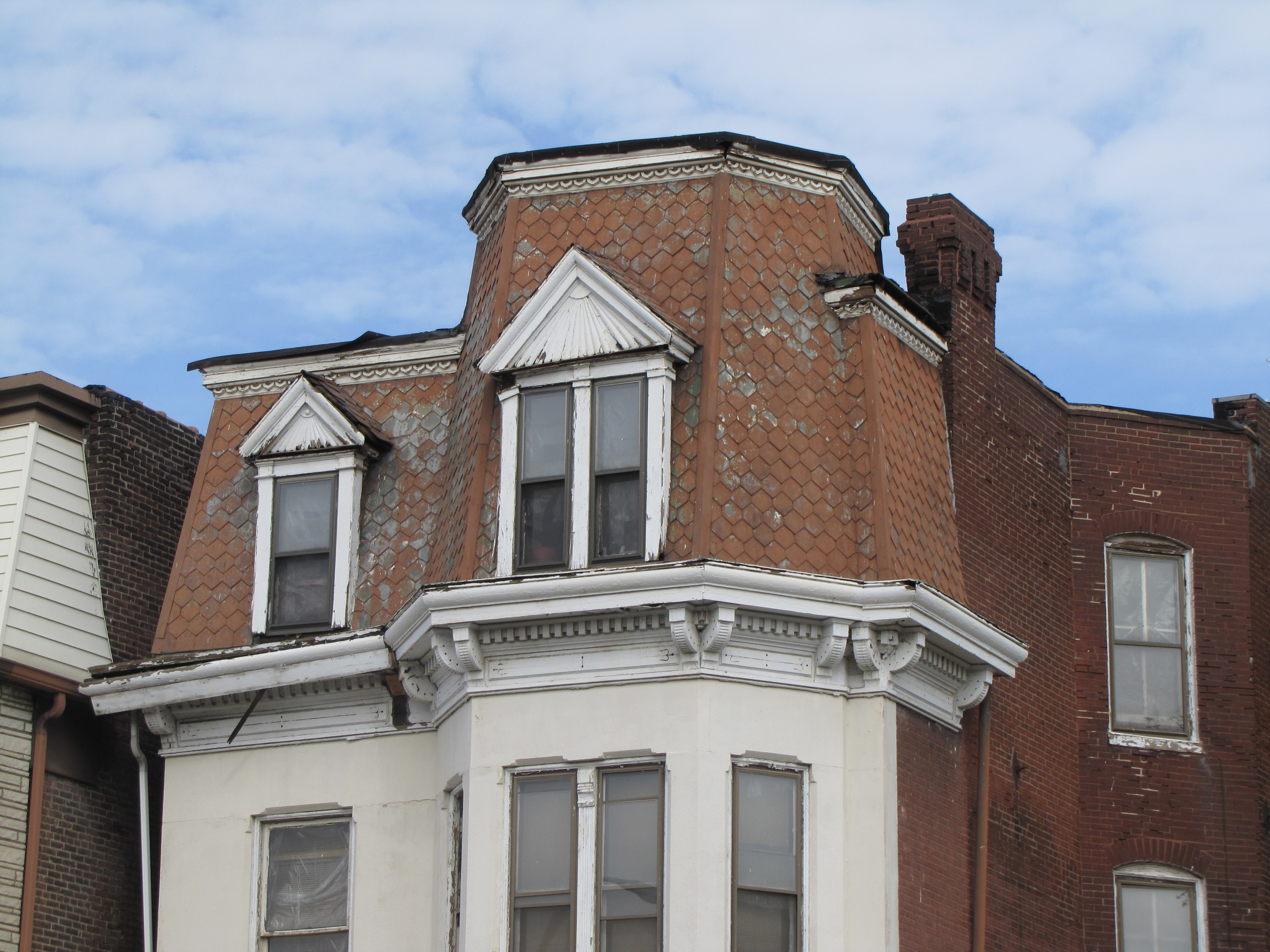 Architectural surveys and historic districts for St louis architecture